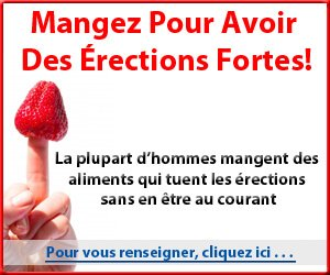 Erections Plus Fortes et Durables